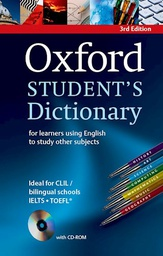 [Oxford] Student'S Dictionary (Con Cd)