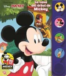 [PHOENIX INTERNACIONAL PUBLICATIONS INC] Disney Mickey La Casa Del Arbol